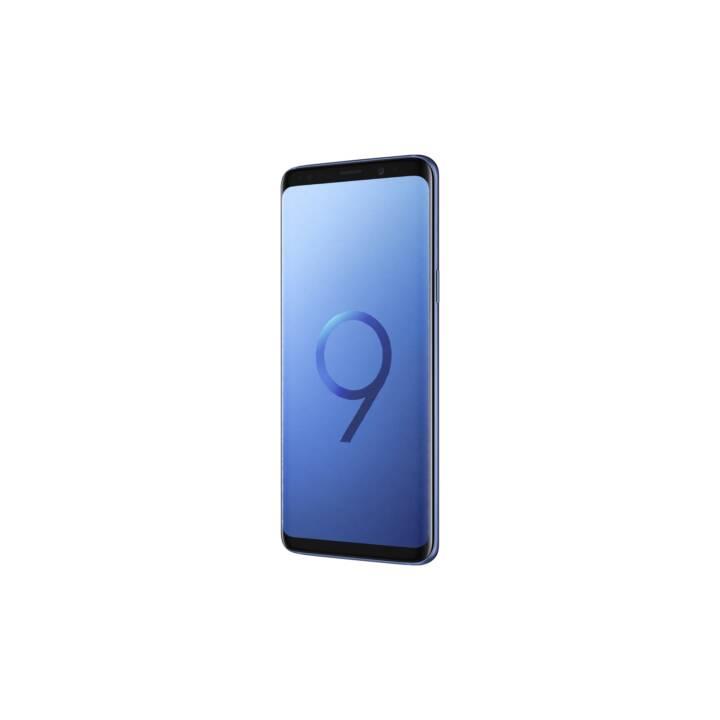 "SAMSUNG Galaxy S9 (5.8"", 64 GB, 12 MP, Blue coral)"