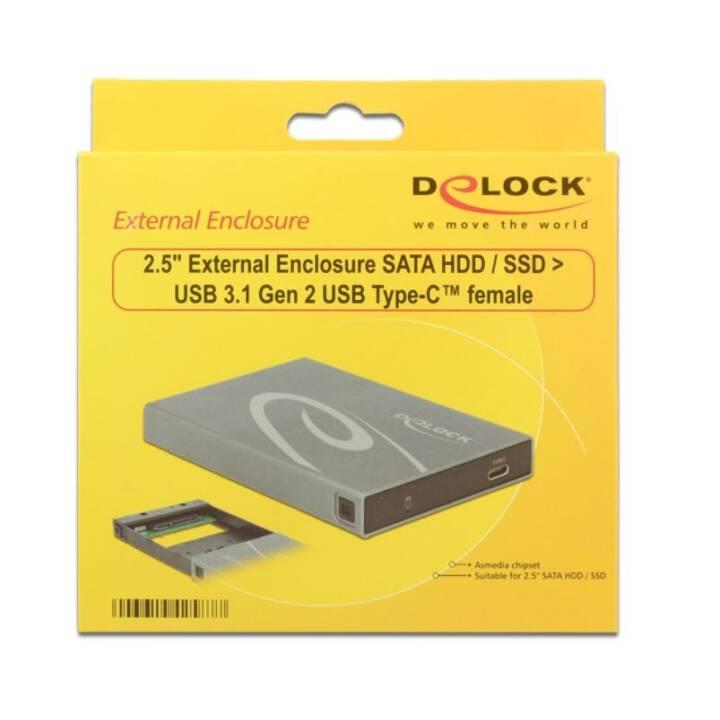 """DELOCK 2.5"""" HDD / SSD-Gehäuse"""