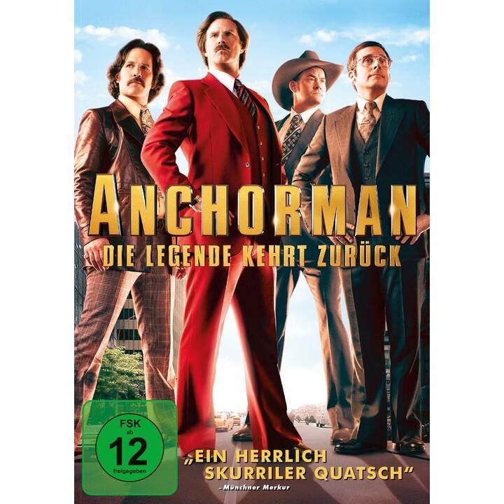 Anchorman 2 - Die Legende kehrt zurück (DE, EN)