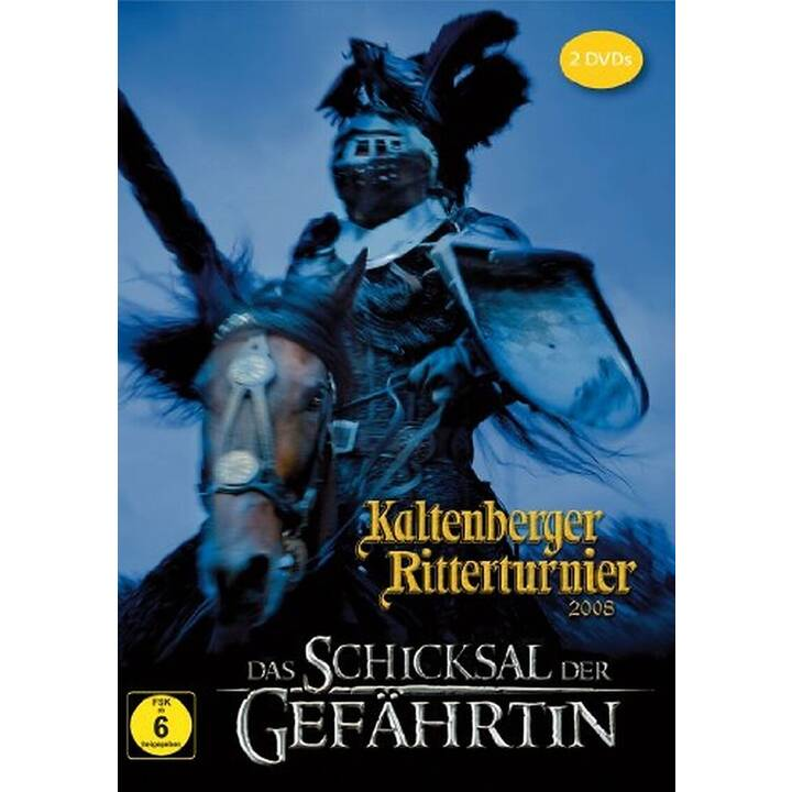 Kaltenberger Ritterturnier 2008 - Das Schicksal der Gefährtin (DE)