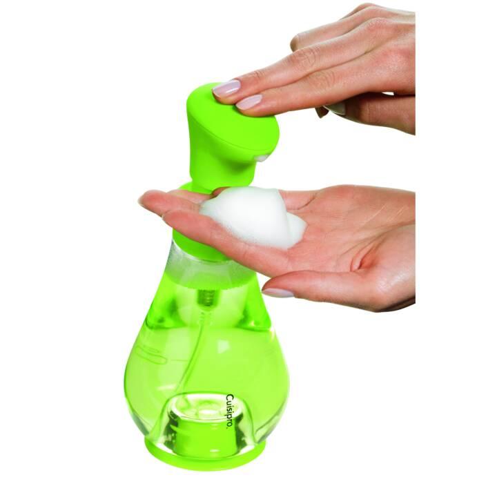 CUISIPRO distributore di sapone in schiuma CUISIPRO cromato