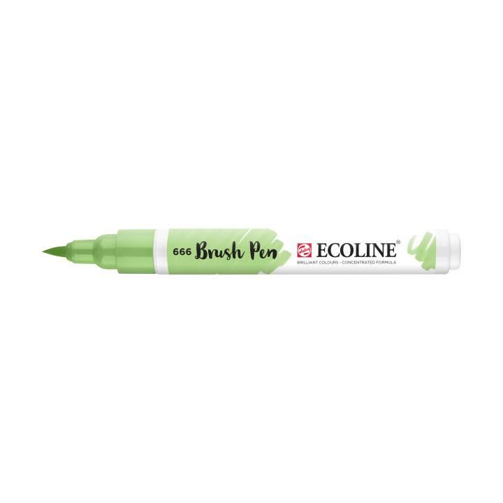TALENS Ecoline Brush Pen, Pastellgrün