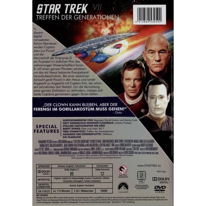 Star Trek 7 (EN, DE, FR)