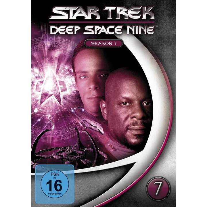 Star Trek - Deep Space Nine Staffel 7 (DE, EN, FR, IT, ES)
