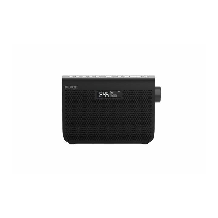 PURE One Midi 3s Radio digitale (Nero)