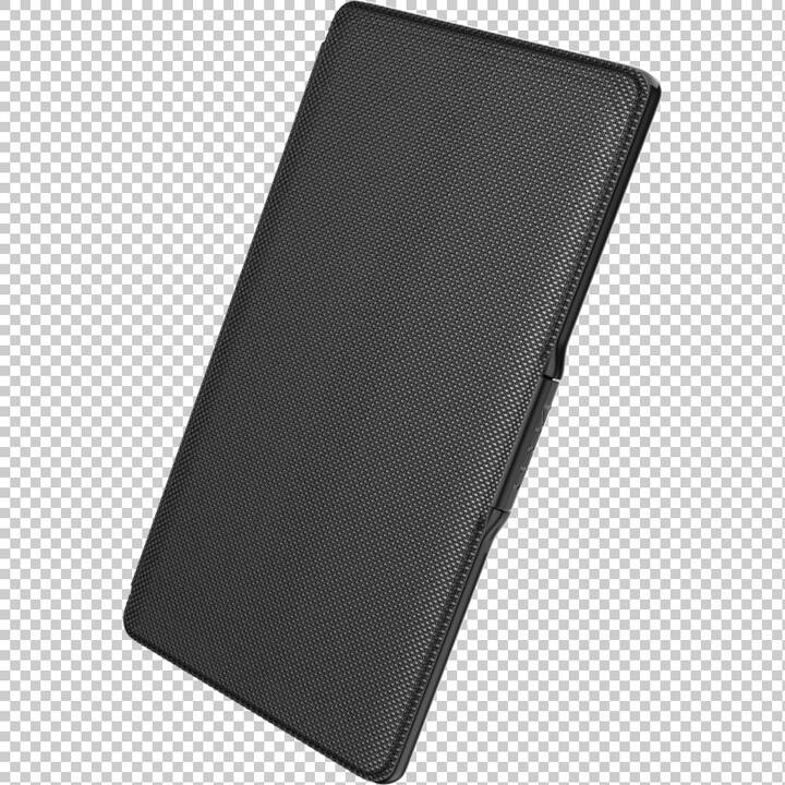 GEAR4 Flipcover Oxford Eco  (Galaxy Note 10 Plus, Schwarz)