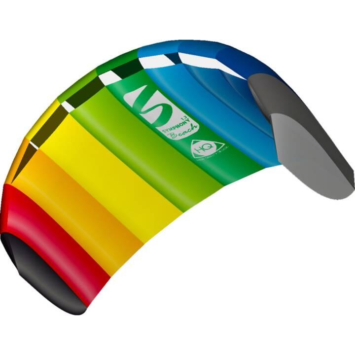 INVENTO-HQ stunt kite Pro Symphony 1.3 Rainbow