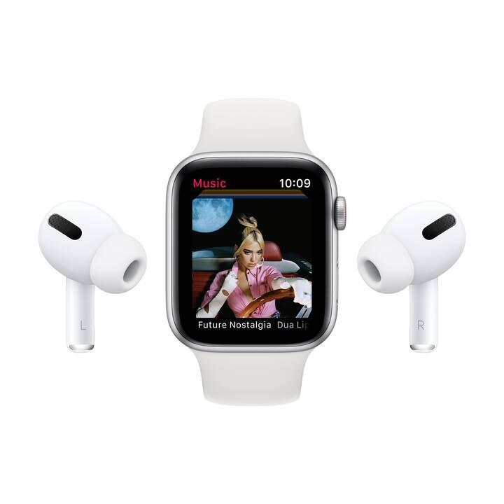 APPLE Watch Nike SE GPS + Cellular (40 mm, Alluminio, Silicone)