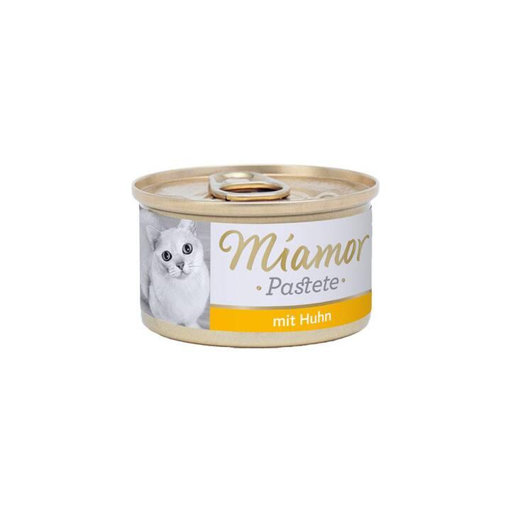 MIAMOR Pastete (Adulte, 85 g, Poule)