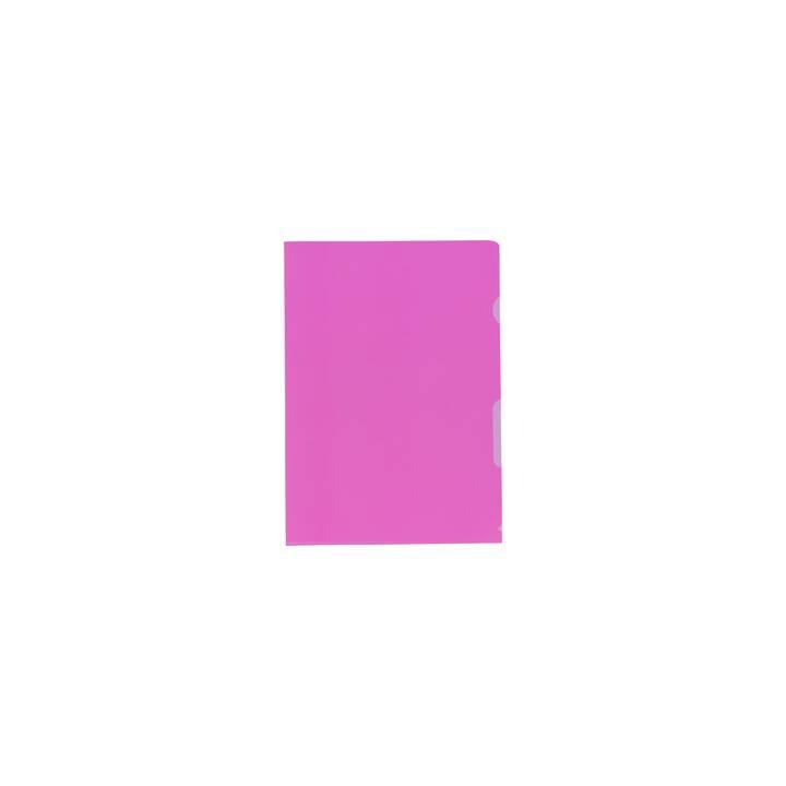 KOLMA Dossiers chemises (Rouge, A4, 100 pièce)