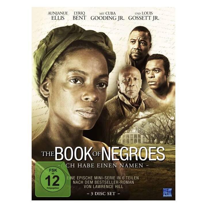 The Book of Negroes - Ich habe einen Namen (DE, EN)