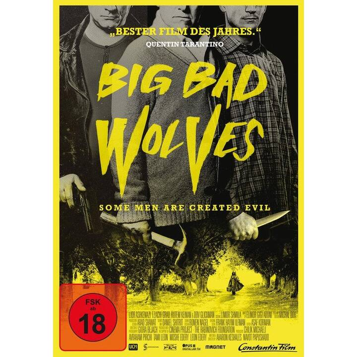 Big Bad Wolves (HE, DE)