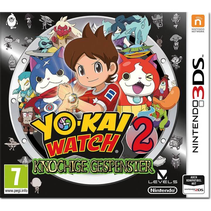 Yo-Kai Watch 2 - Knochige Gespenster (DE)