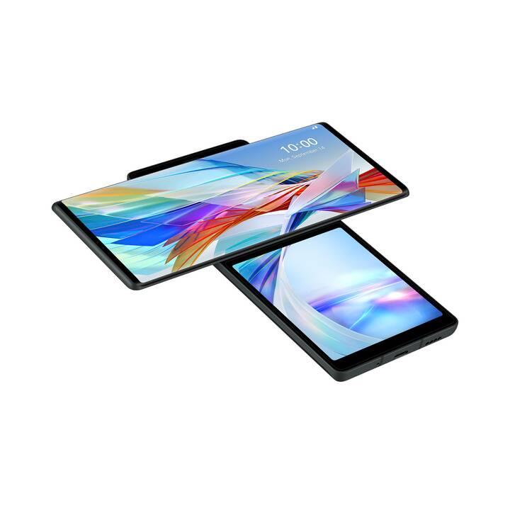 """LG Wing (128 GB, 6.8"""", 64 MP, Grau)"""