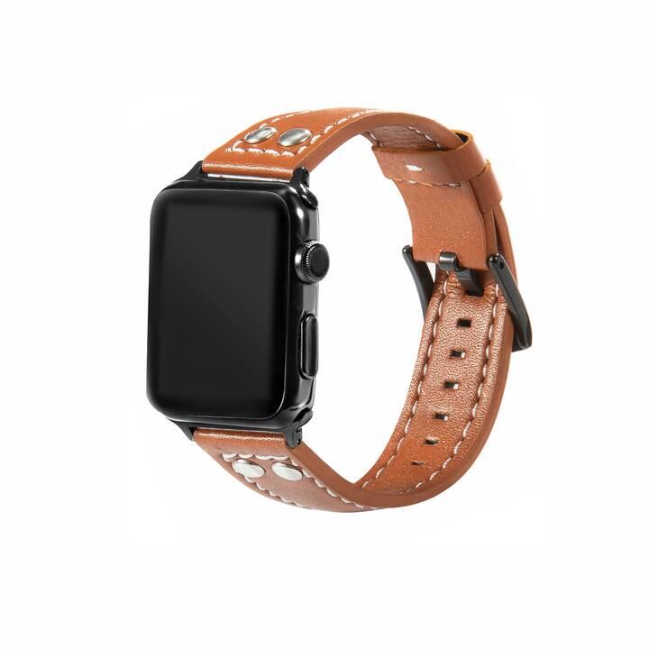 EG MTT cinturino per Apple Watch 38 mm / 40 mm - marrone