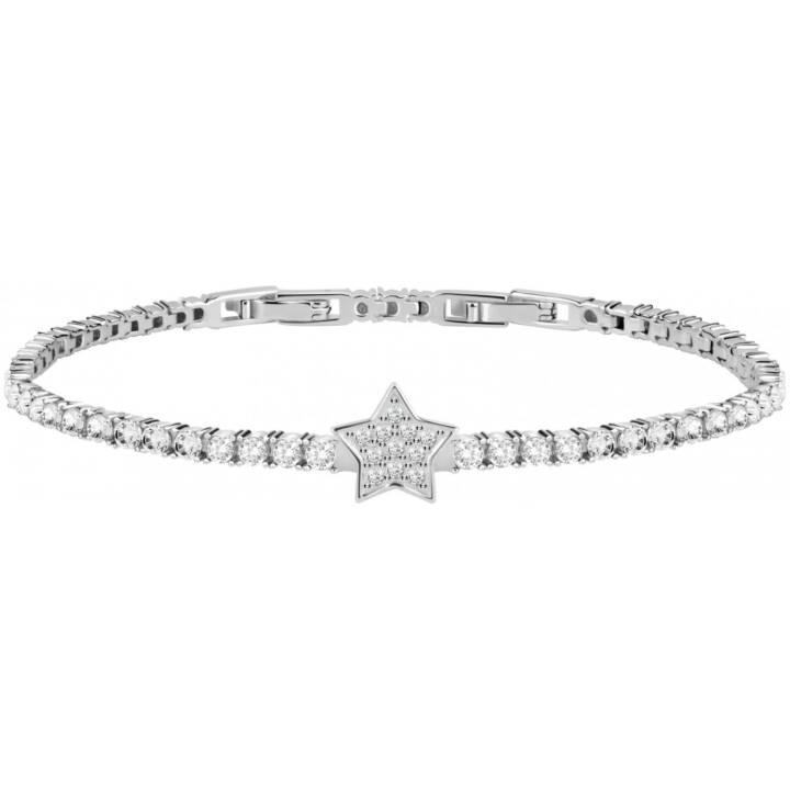 MORELLATO Tesori Armband  (925 Silber, Zirkonia)