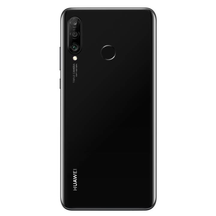 "HUAWEI P30 Lite New Edition (6.15"", 256 GB, 48 MP, Midnight black)"
