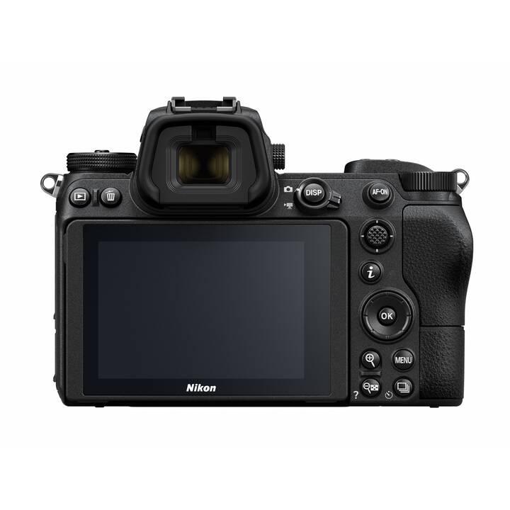 NIKON Z7 + NIKKOR Z 14–30 mm 1:4 S + FTZ Adapter Kit (45.7 MP, WLAN)