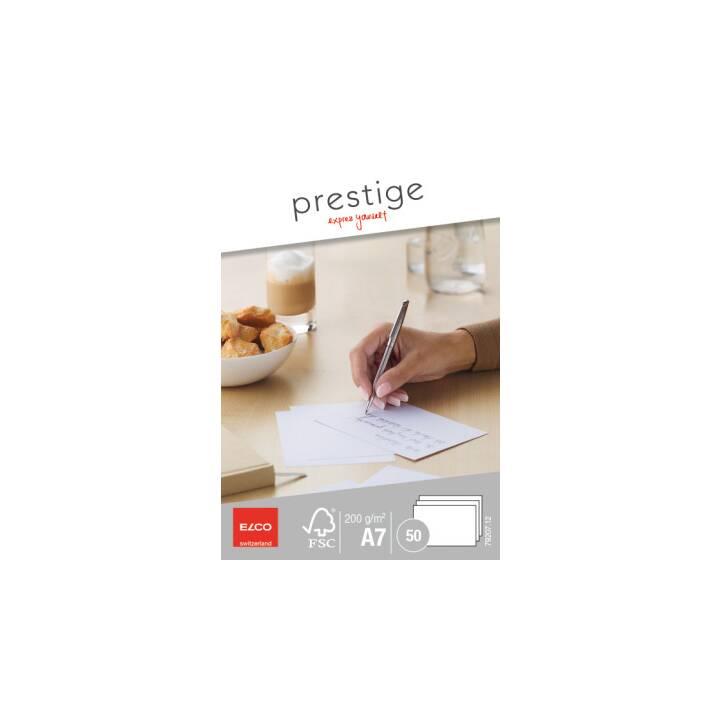 ELCO Schreibkarten Prestige A7