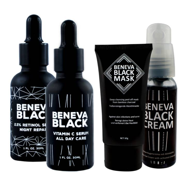 BENEVA BLACK Anti-Aging Box