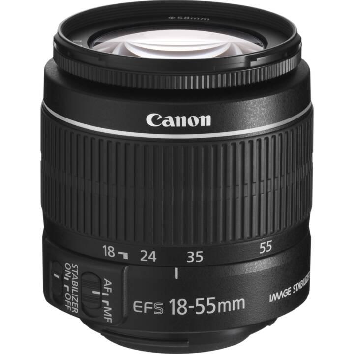 CANON 3,5-5,6 f/18-55 IS II