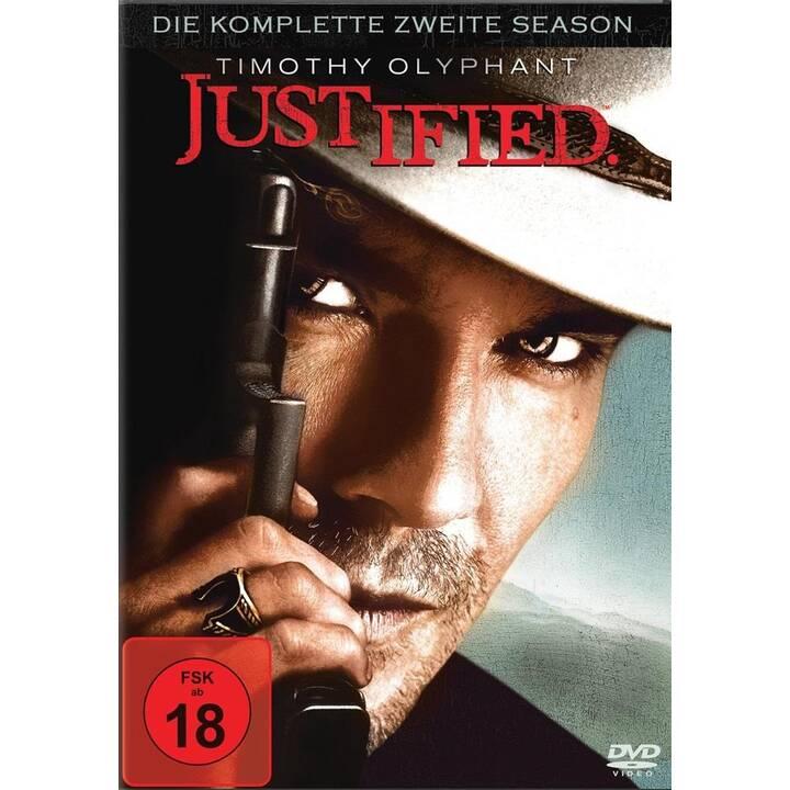 Justified Saison 2 (IT, DE, EN)