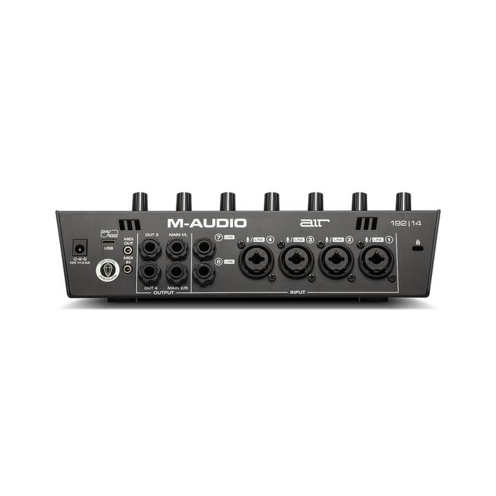M-AUDIO AIR 19214 USB Audio Interface (Nero)