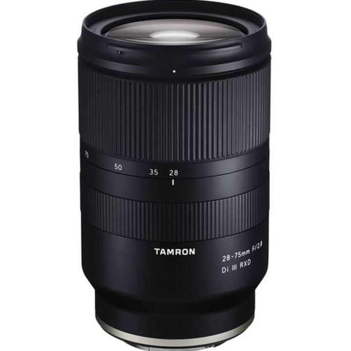 TAMRON Zoomobjektiv AF 28-75mm f/2.8 Di III  RXD Sony E