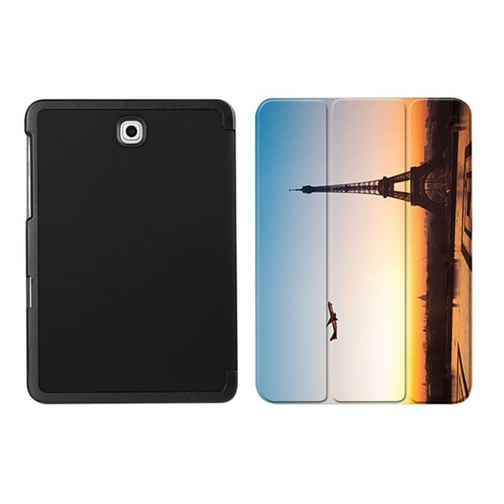 "EG MTT Housse tablette pour Samsung Galaxy Tab S2 8"" - Sky"
