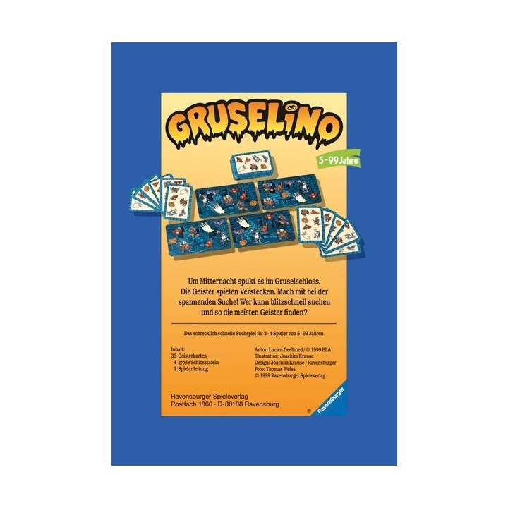 RAVENSBURGER gioco di souvenir Gruselino