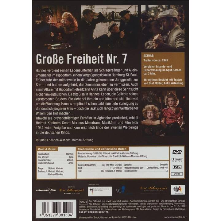Grosse Freiheit Nr. 7 (DE)