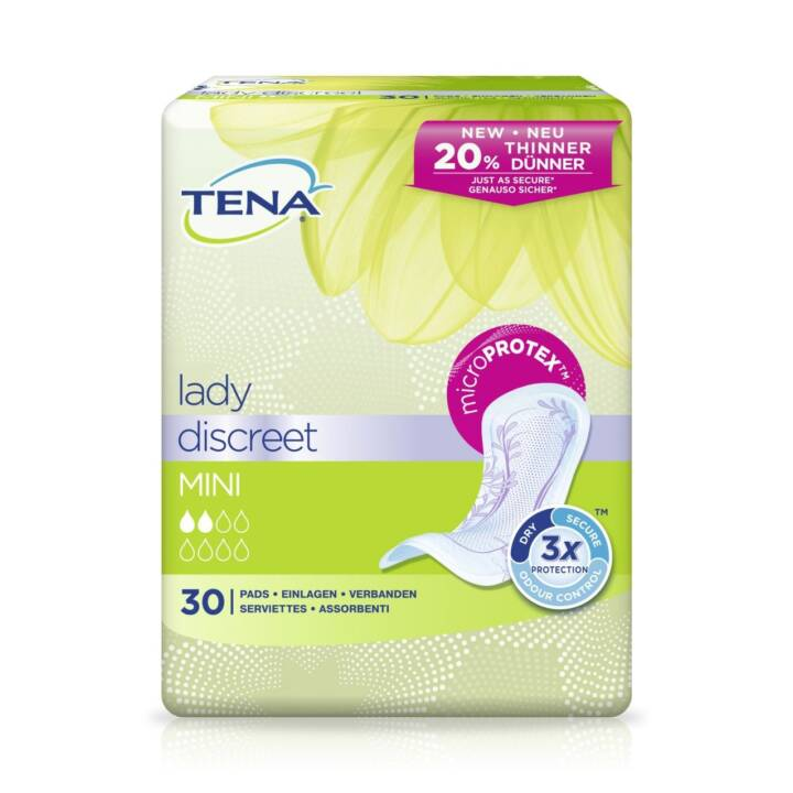 TENA Lady discreet Mini 30 Stk