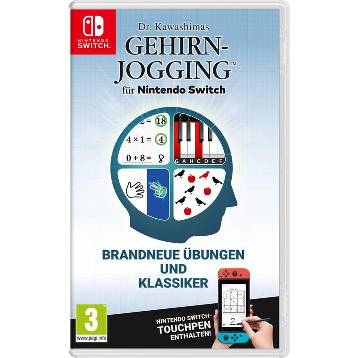 Dr. Kawashimas Gehirn-Jogging (DE)