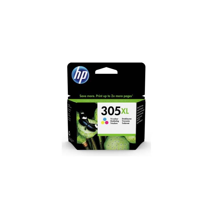 HP 305XL (Ciano, Magenta, Giallo, 1 pezzo)