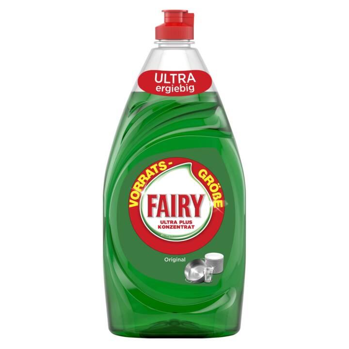 FAIRY Detersivo per stoviglie Ultra Plus Original (800 ml, Liquido)