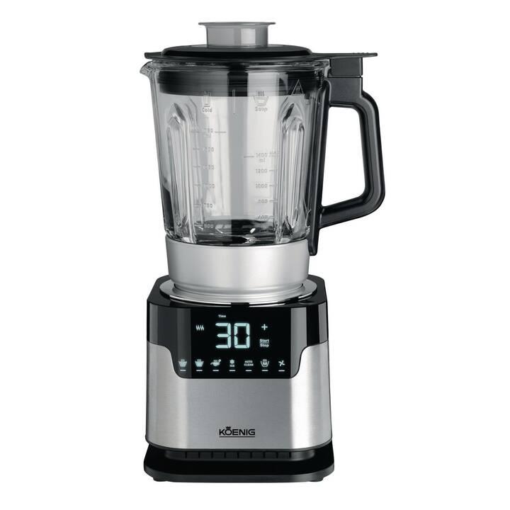 KOENIG Mixeur cuiseur Soup & Steam (1000 W)