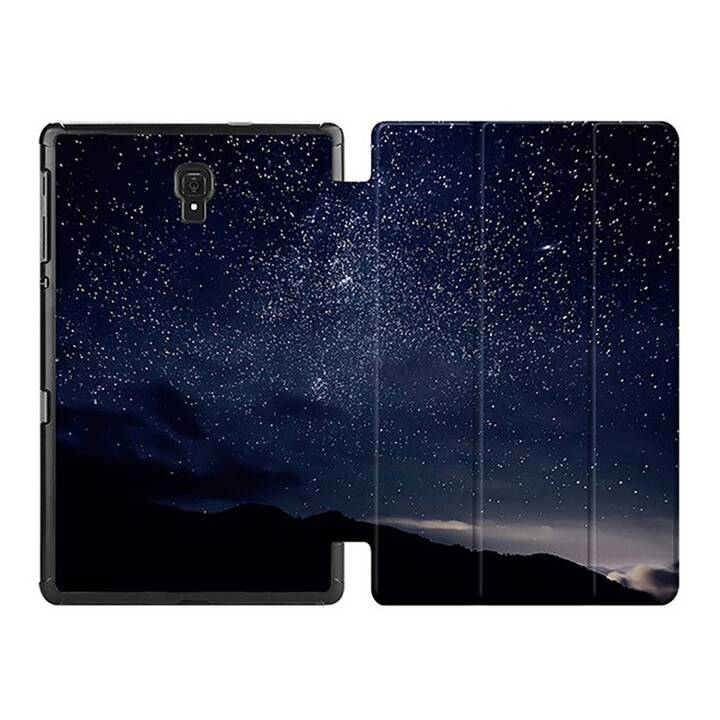"""EG MTT Custodia per Samsung Galaxy Tab A 8"""" 2019 SM-T290/T295/T297 - Cielo"""