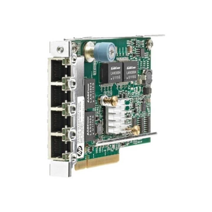 HP Scheda controller (PCI Express 2.0, RJ-45)