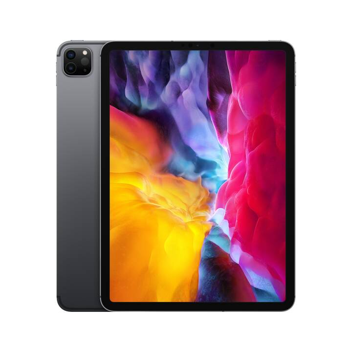 """APPLE iPad Pro 2020 WiFi + LTE (11"""", 128 GB, Space Grau)"""