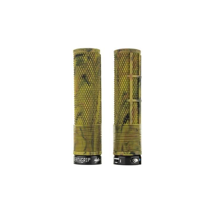 DMR Maniglia per bici Brendog Death Grip (31.3mm, Verde)