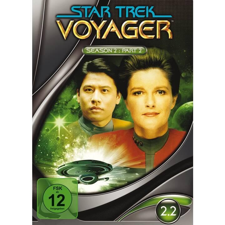 Star Trek Voyager Staffel 2.2 (DE, EN, ES, FR, IT)