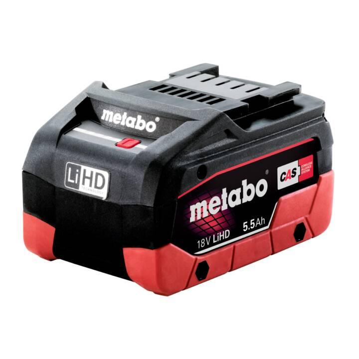 Akku METABO Li-HD 18 V 5.5 Ah