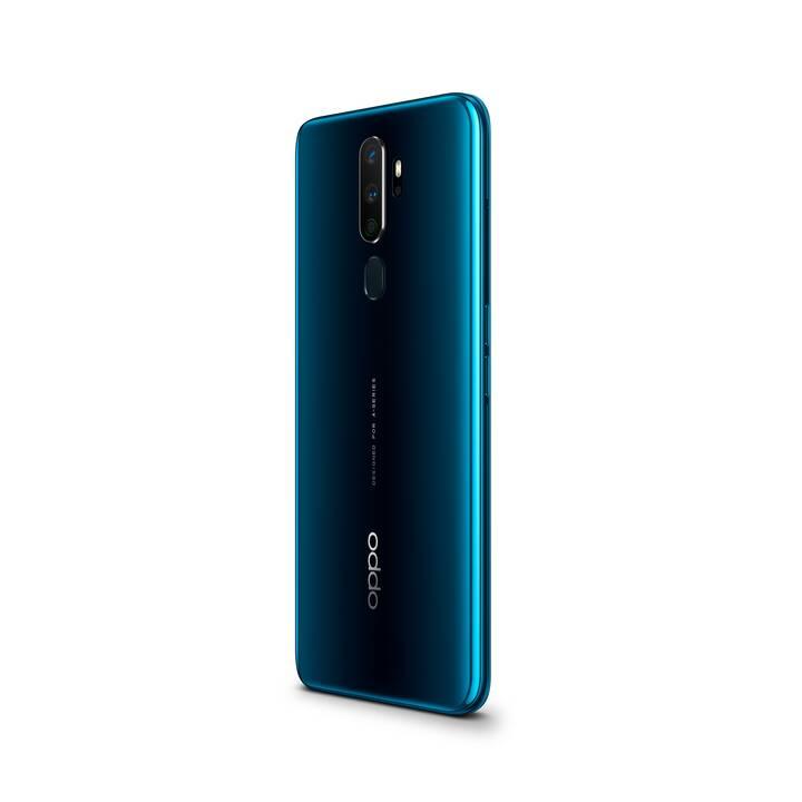 "OPPO A9 2020 (6.5"", 128 GB, 48 MP, Marine Green)"