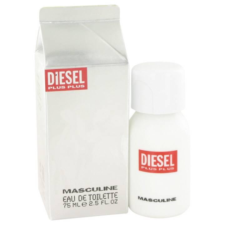 DIESEL Plus Plus Masculine (75 ml, Eau de Toilette)