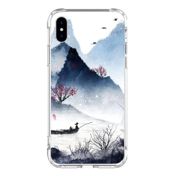"""EG MTT Backcover für iPhone XS Max 6.5"""" 2018 - Bemalung"""
