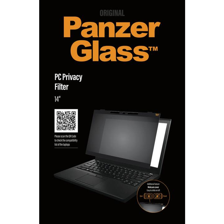 "PANZERGLASS PC Dual Privacy (14"", 16:9)"