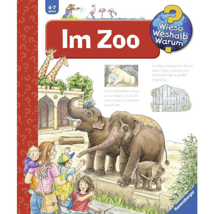 RAVENSBURGER Im Zoo