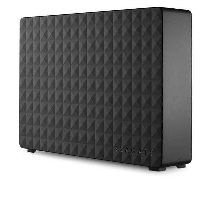 SEAGATE Expansion Desktop, disque dur externe de bureau 4 To Noir