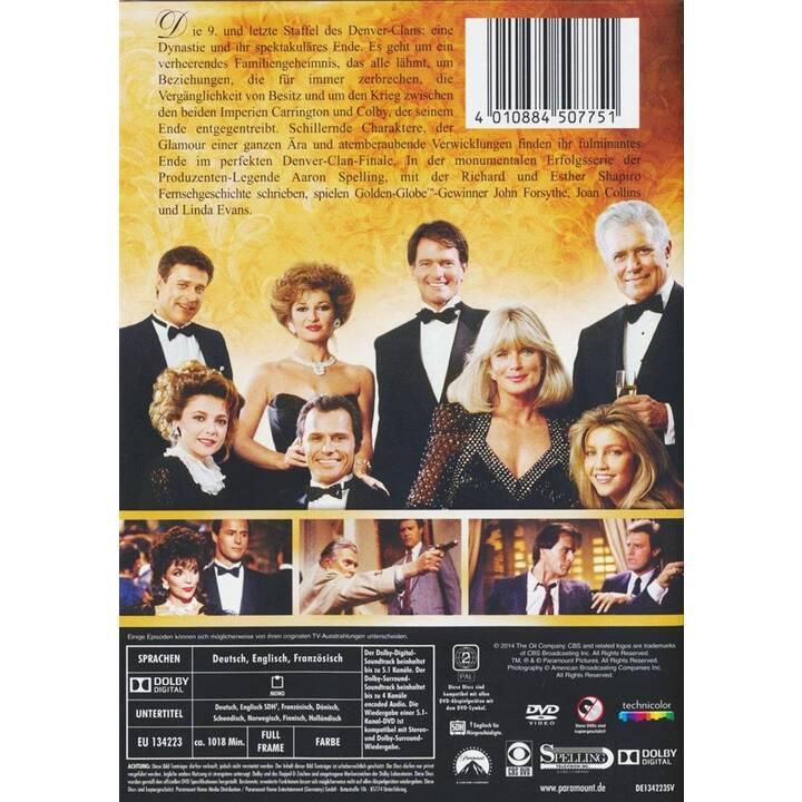 Der Denver-Clan Staffel 9 (DE, EN, FR)