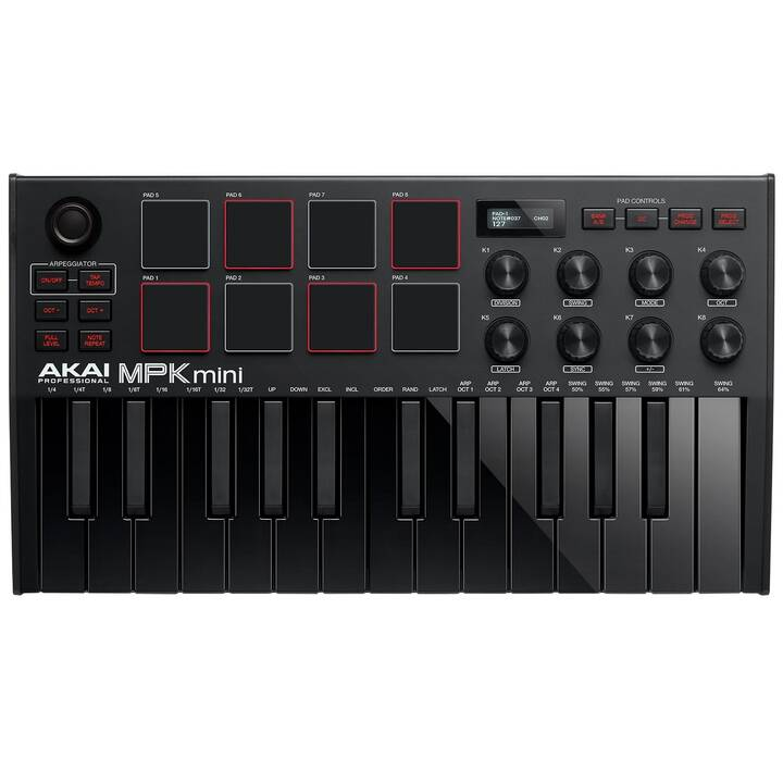 AKAI MBP Mini MK3 (Noir)